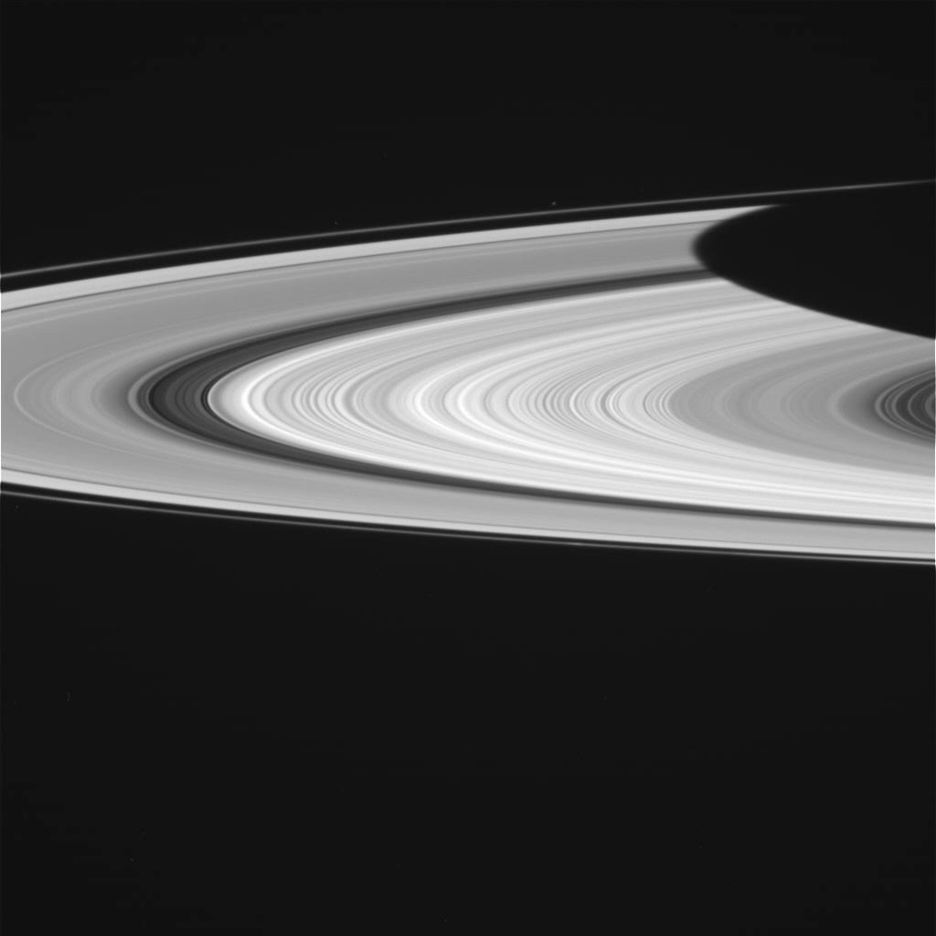cassini saturn rings close up - photo #25