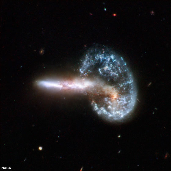 COLLIDING GALAXIES | Dusky's Wonders