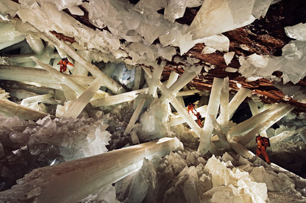 crystal cave, 2