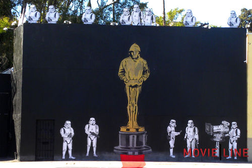 graffiti, banksy, oscar with storm troopers