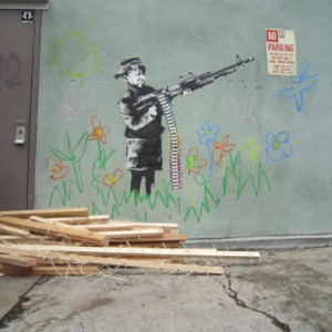 graffiti-banksy_kid-machine-gun