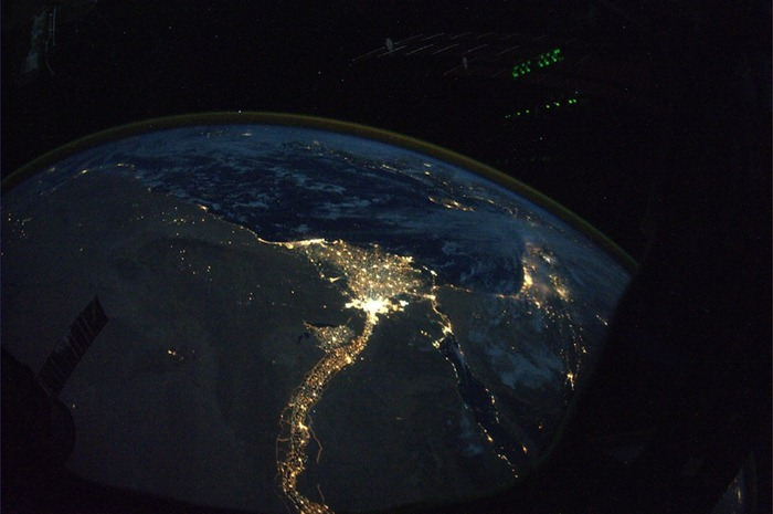 View from Space | Dusky's Wonders