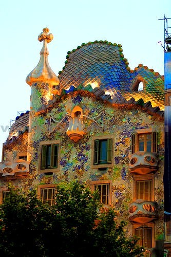 Housing medley dusky 39 s wonders - Casas de gaudi ...