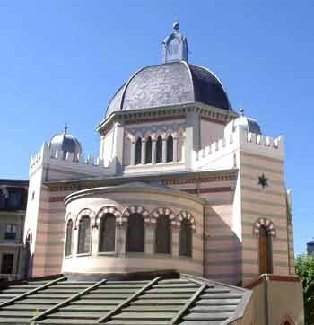 Geneva, Switzerland Synagogue