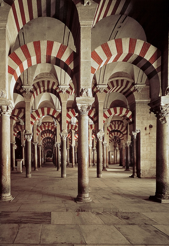 Great Mosque, Cordoba, Spain
