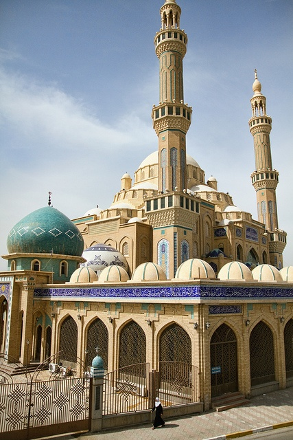 Jalil Al Khayat Mosque, Erbil, Iraq