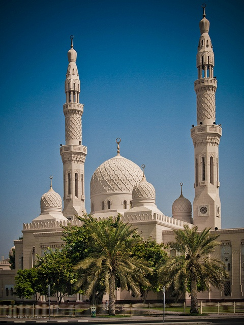 Jumeirah Mosque, Dubai
