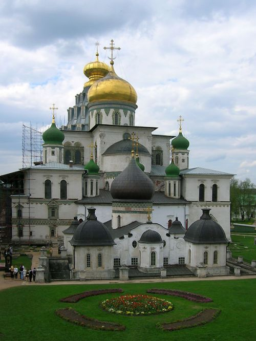 New Jerusalem Monastery, Istra, Russia 
