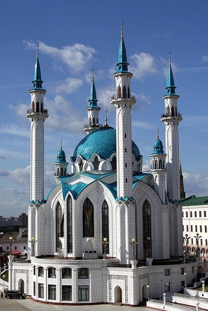s.s.,  Qolsharif Mosque, Kazan, Russia