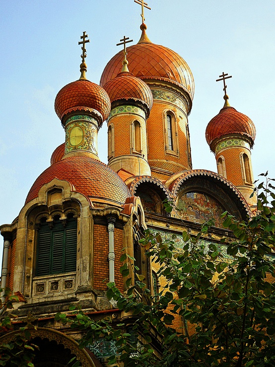 St. Nicolae Church, Bucharest, Romania