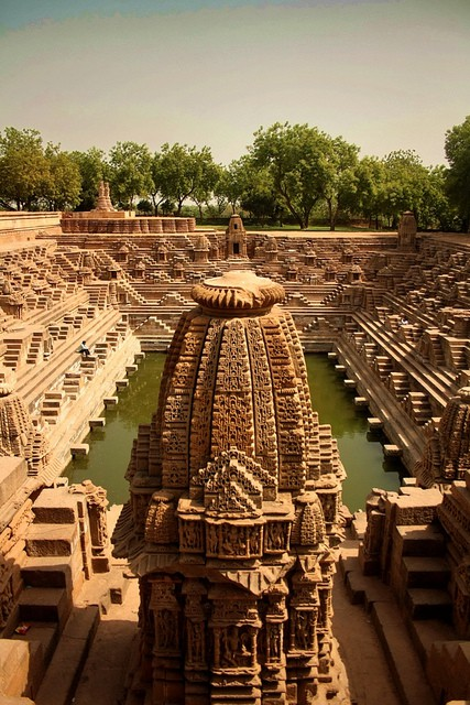 Sun Temple, Modhera, India