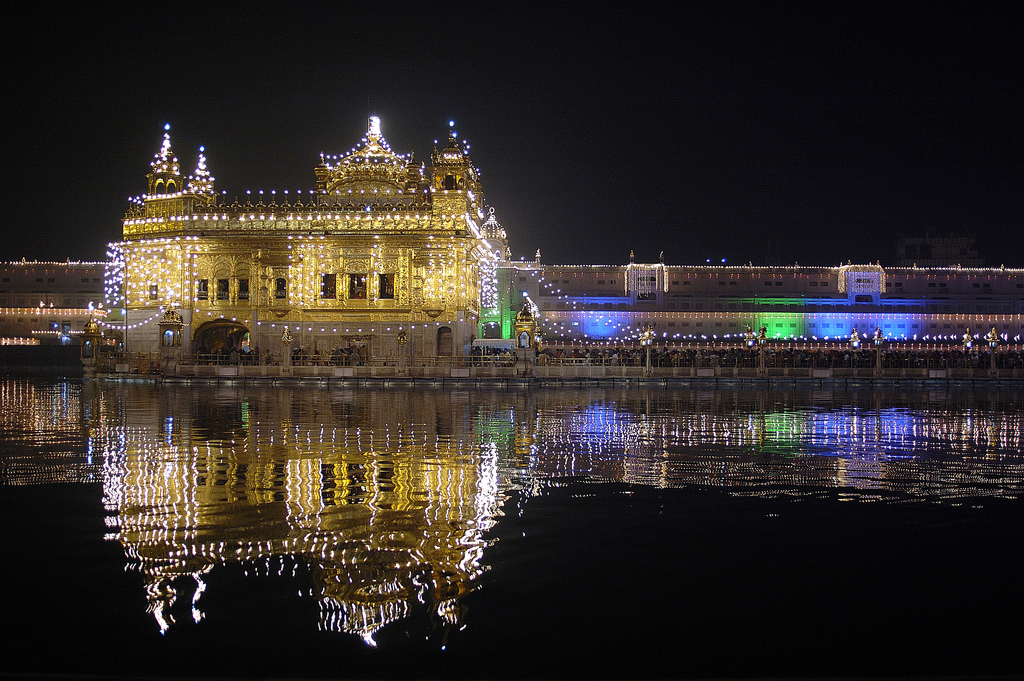 The Golden Temple – Amritsar, India