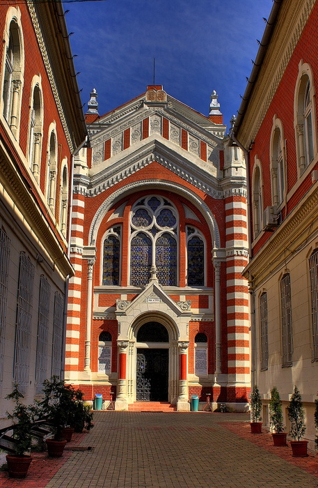 The Synagogue of Brasov, Romania