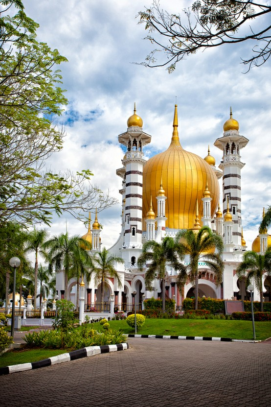 Ubudiah Mosque,Malaysia