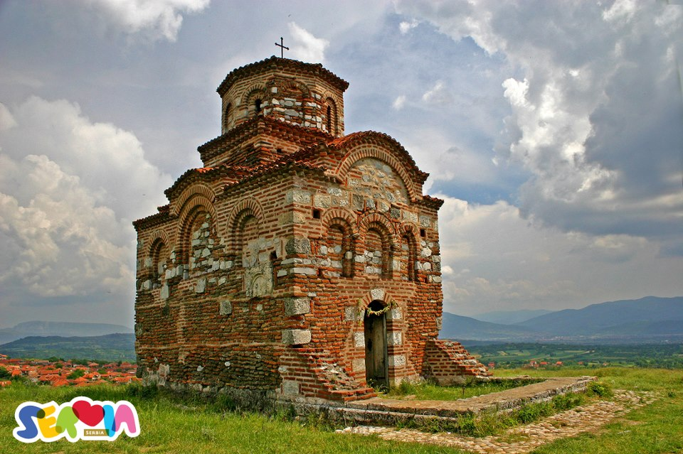 Catholic church form 12th century, serbia