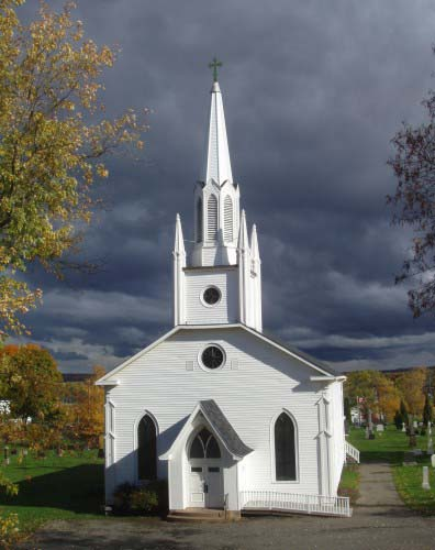 Christ Anglican Church, Stellarton, Nova Scotia