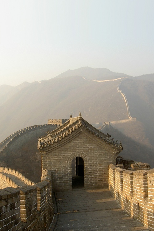 Great Wall of China from Muralla, China