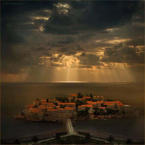 Santo Stefano, Montenegro
