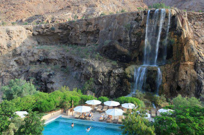 Six Senses Evason MaIn Hot Springs - Jordan