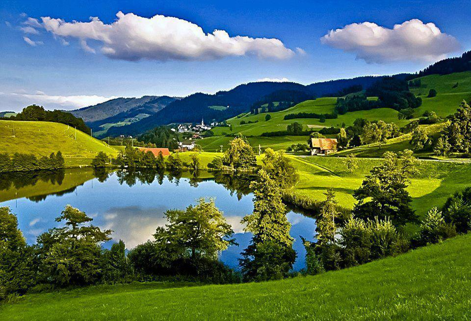Trlersee - Zurich Region - Switzerland