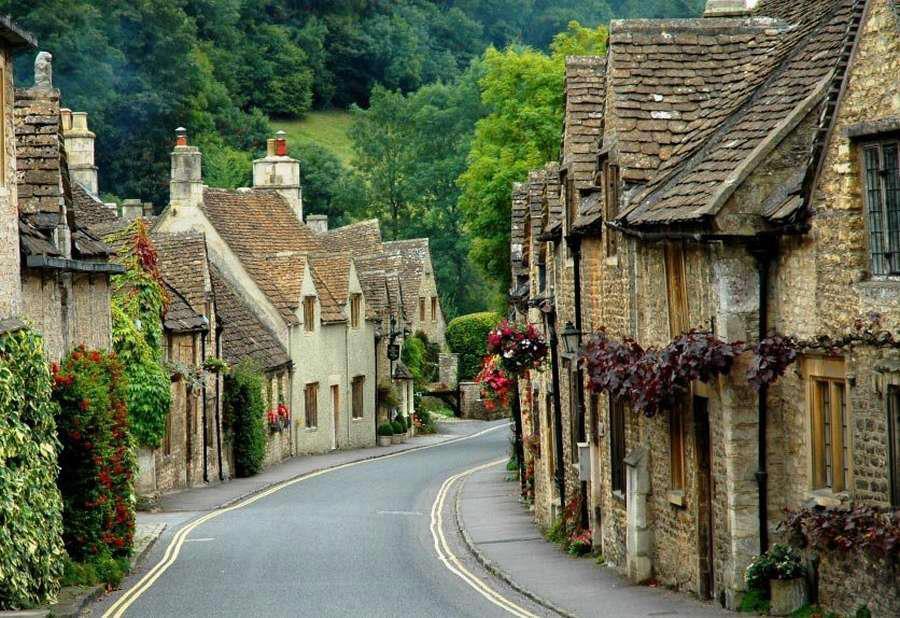 Castle Combe - Wiltshire, England