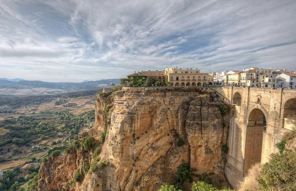 Ronda - Mlaga, Spain.
