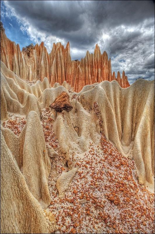 Tsingy, Madagascar