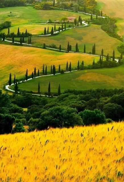 Tuscony, Italy