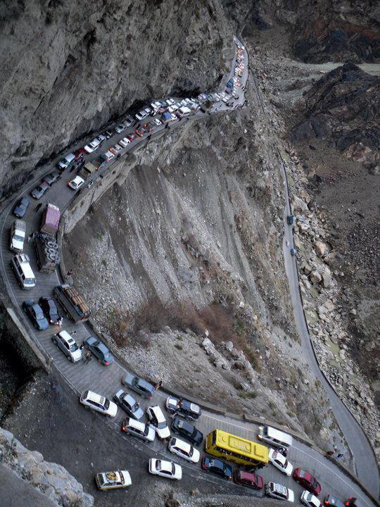 Afghanistan (Kabul) Road