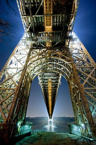 George Washington bridge, NewYork City