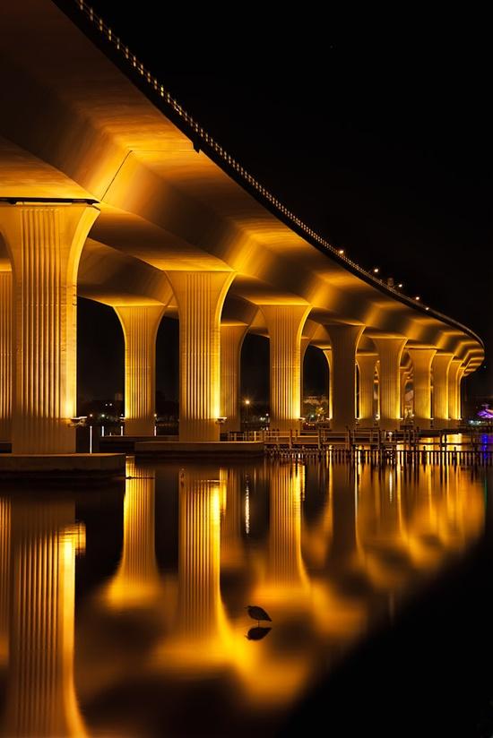 Roosevelt Bridge, Stuart, Florida, US