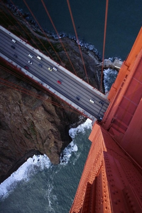 Golden gate bridge, San Francisco, California, US