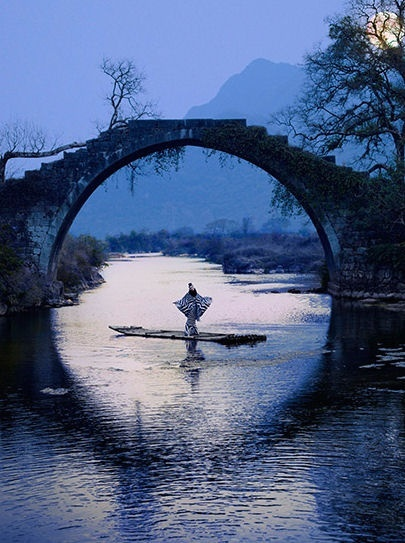 bridge, japan via sampry