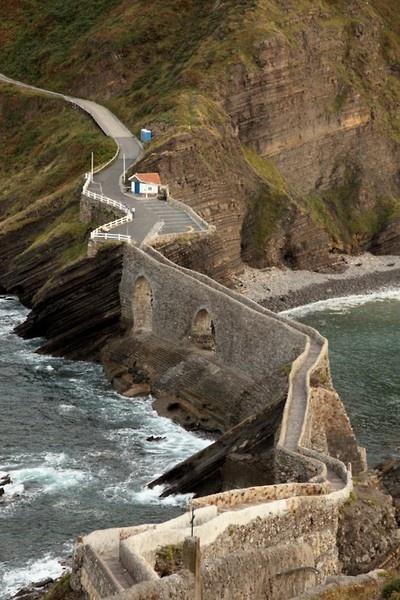San Juan de Gaztelugatxe, Coast Of Biscay, Spain