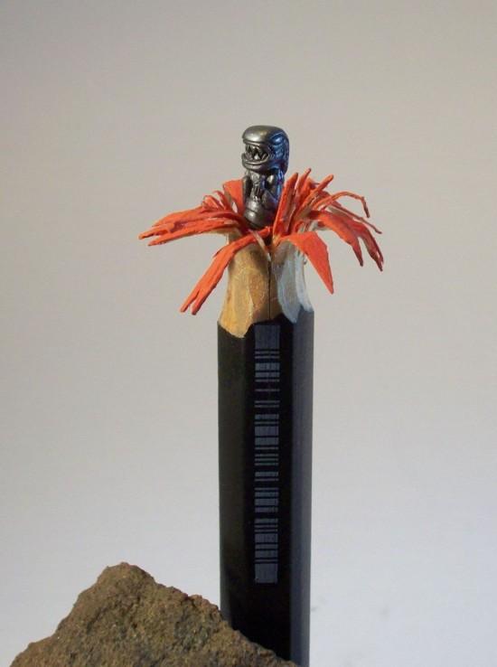 human ingen, pencil 5