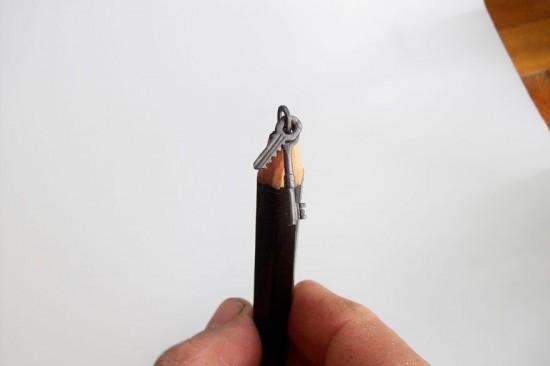 human ingen, pencil 6