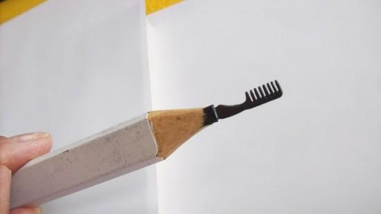 human ingen, pencil 7