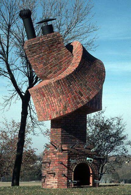 human ingen, chimney