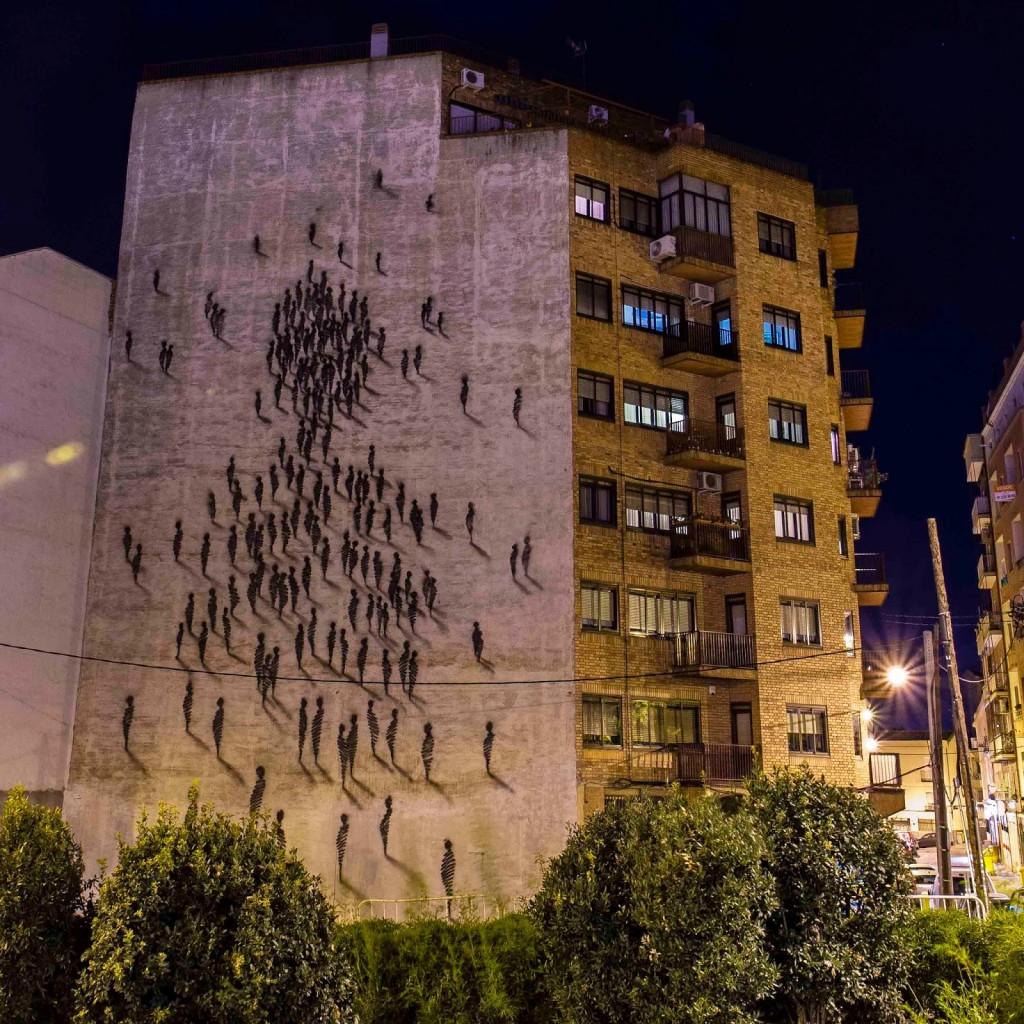 Street art 3 dusky 39 s wonders - Utopia madrid ...