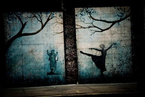 human ingen, street art