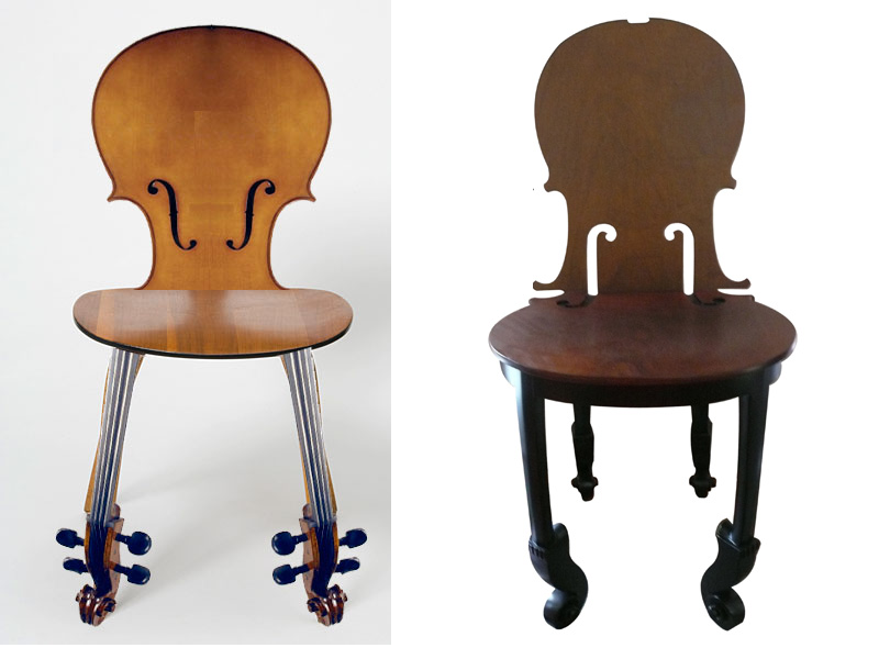 Cello chairs