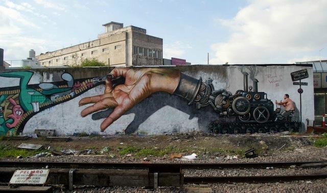 street art, 22