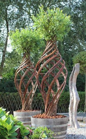 trees, baugaarten, dk