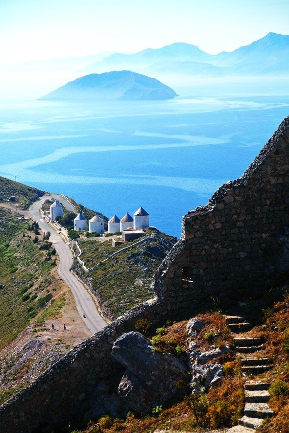 Leros Island, Greece