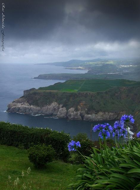 Miradouro de Santa Iria, São Miguel Island, Azores, Portugal by rui Almeida on flickr