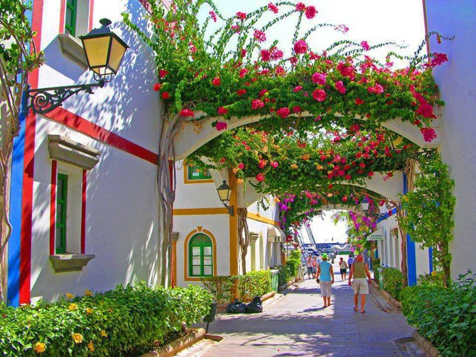 Mogan, Canary Islands, Spain