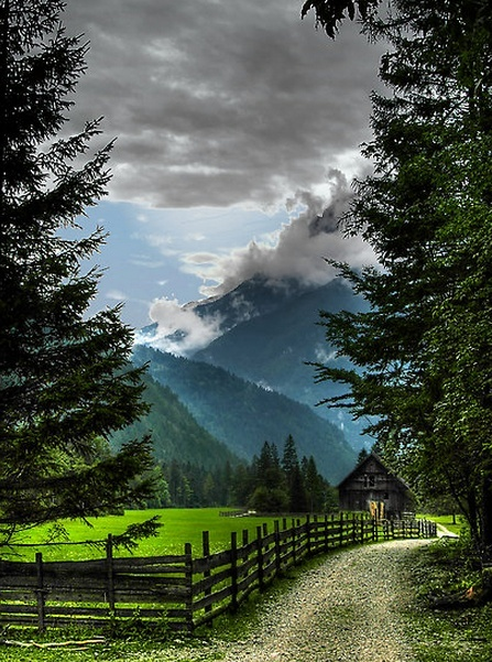 The Julian Alps, Slovenia