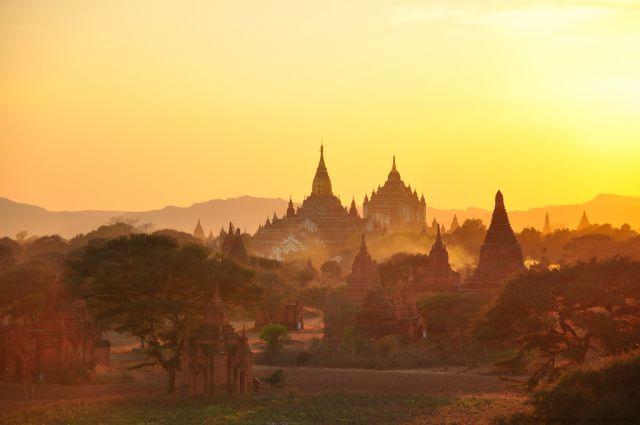 Burma or Myanmar