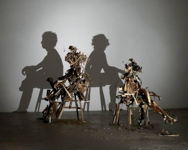 human ingen, Tim_Noble_Sue_Webster_shadow_sculpture_6-normal