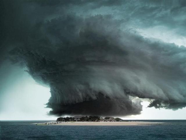 weird weather via kathleen